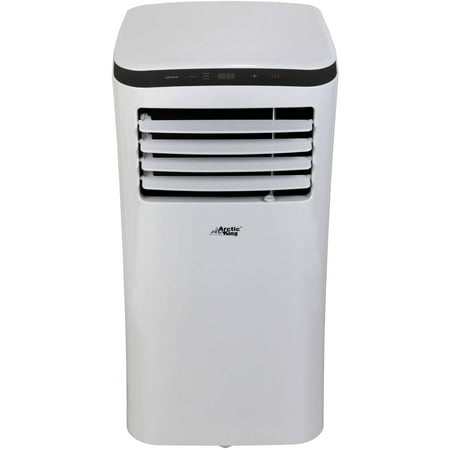 Arctic King Wpph 08Cr5 8 000Btu Remote Control Portable Air Conditioner  White