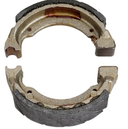 EBC 615G Grooved Brake Shoes