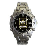 US Army Steel Bezel Watch
