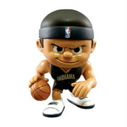 Party Animal PAR-LN2PAC Indiana Pacers NBA Lil Teammates Vinyl Playmaker Sports Figure - 2 3-4 Tall - Series 2
