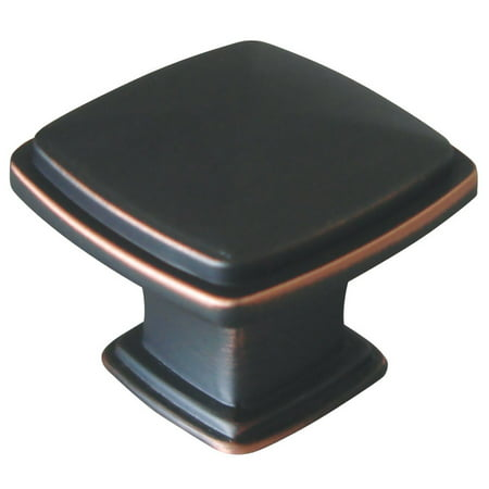 Design House 203984 Park Avenue Cabinet Knob, Oil Rubbed Bronze (Program Cabinet Knob Oil)