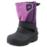 Quebec Round Toe Synthetic Snow Boot