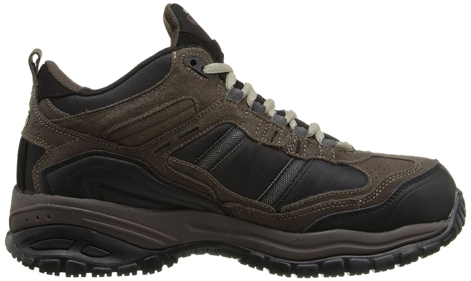 Men's Skechers Work Relaxed Fit Soft Stride Canopy Composite Toe