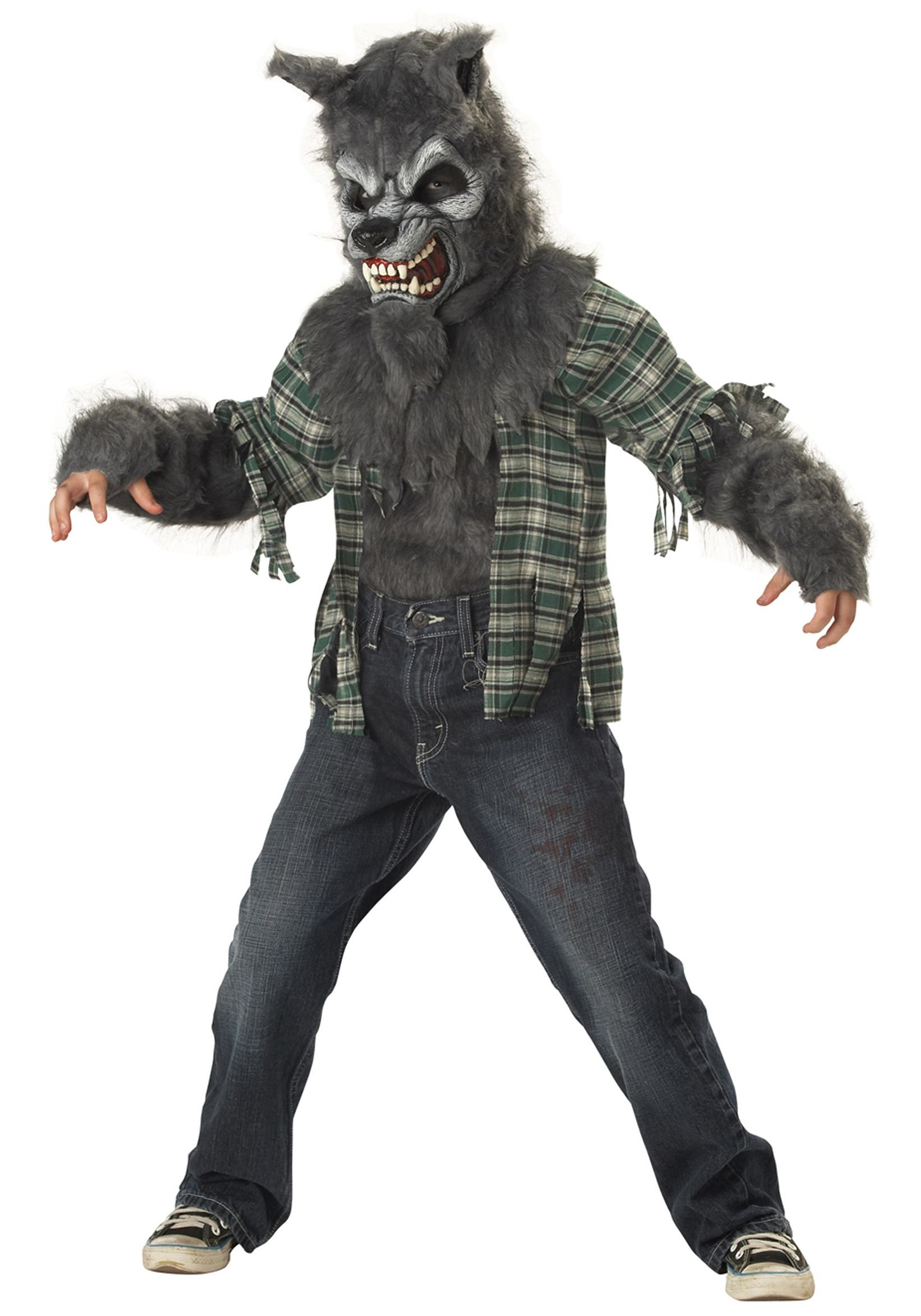 Child Werewolf Costume  sc 1 st  Walmart & Child Werewolf Costume - Walmart.com