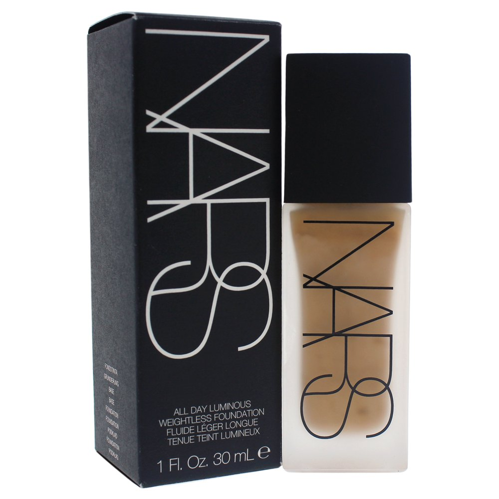 All Day Luminous Weightless Foundation - # 4 Barcelona/Medium by NARS for Women - 1 oz Foundation