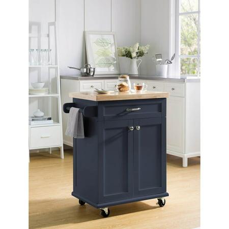 Sunjoy Ashby Kitchen Portable Island Cart