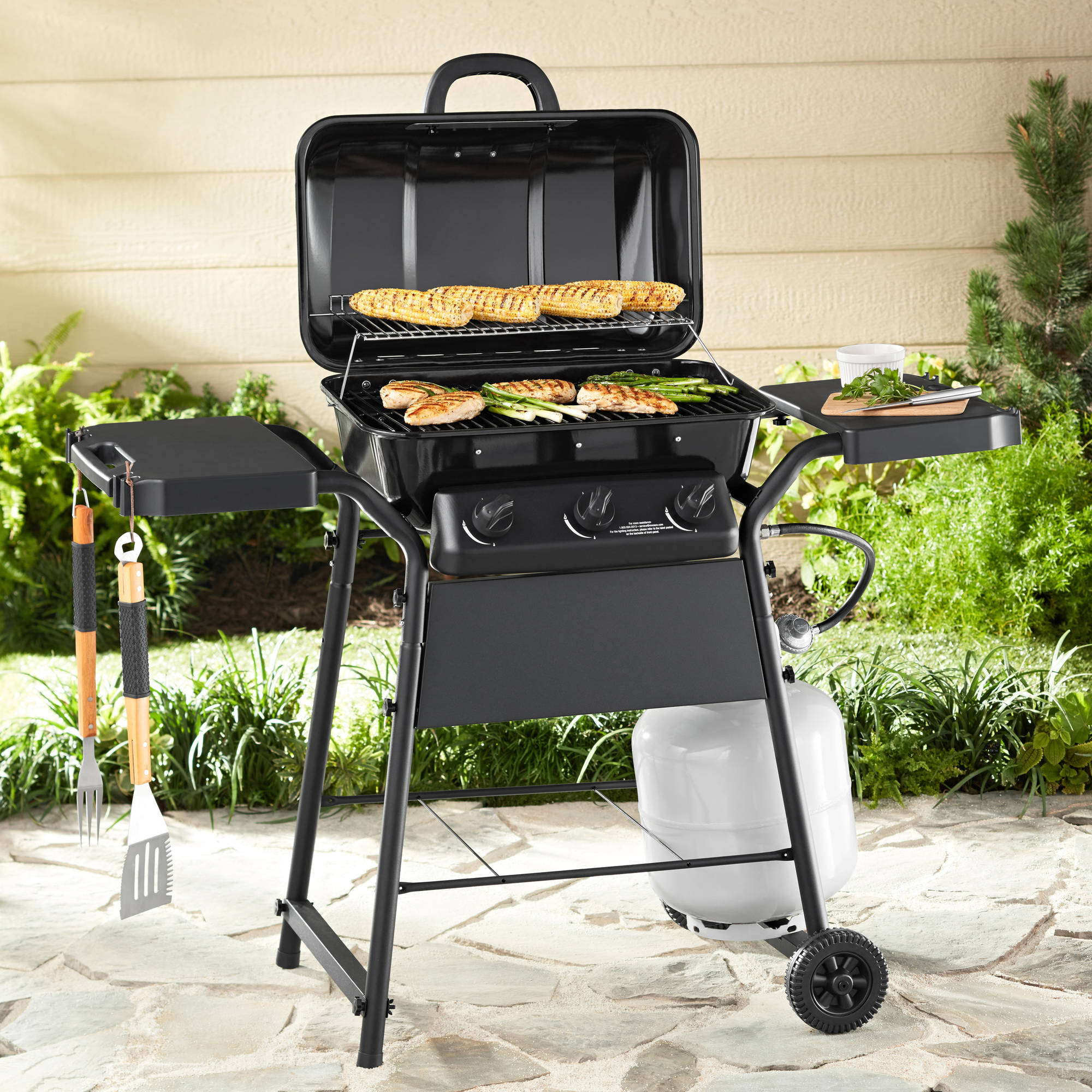 Expert Grill 3 Burner Gas Grill
