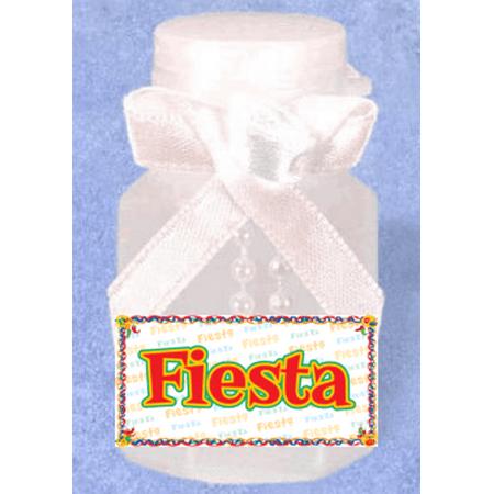 Fiesta 12pack Mini Bubble Favors