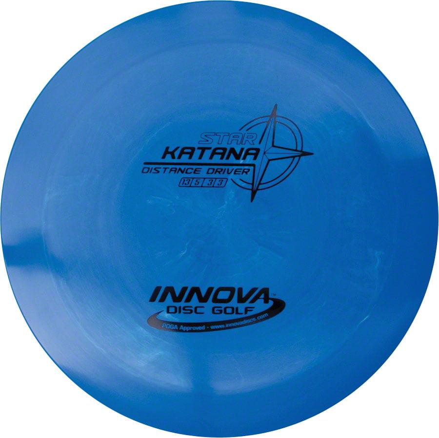 Innova Katana Star Driver Golf Disc: Assorted Colors