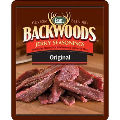 Original Jerky Seasoning Bucket Makes 100 lbs. - BEST (Bill's Best Chik Nish Seasoning)