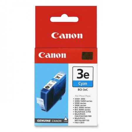 Canon BCI-3eC Ink Cartridge - image 1 of 1