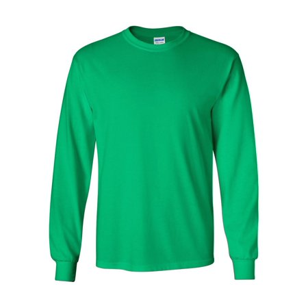 Gildan - Ultra Cotton Long Sleeve T-Shirt - 2400 100 Cotton Essential T-shirt