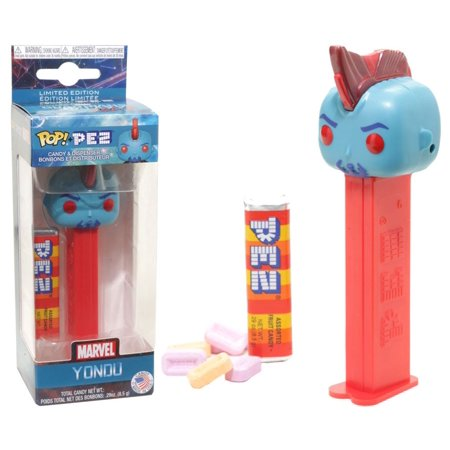 FunKo POP! PEZ Dispenser, Marvel Yondu