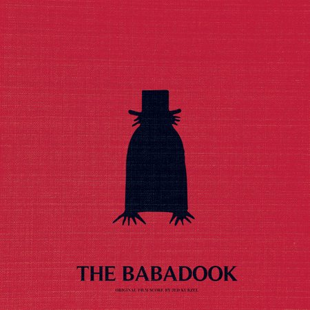 The Babadook (Original Film Score) (Vinyl) (Halloween Film Music Score)
