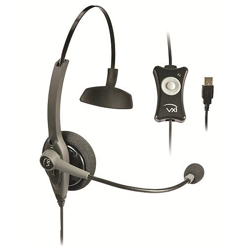 VXI 203008 Parrott TalkPro USB 1 Headset by VXi