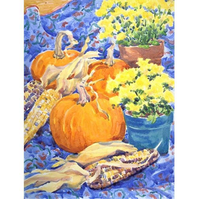 Carolines Treasures 6006GF Flower - Mums Flag - Garden Size, 11 x 15 in. - image 1 of 1