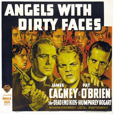 Angels With Dirty Faces - movie POSTER (Style A) (30