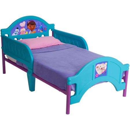 Disney Doc McStuffins Toddler Bed - Walmart.com