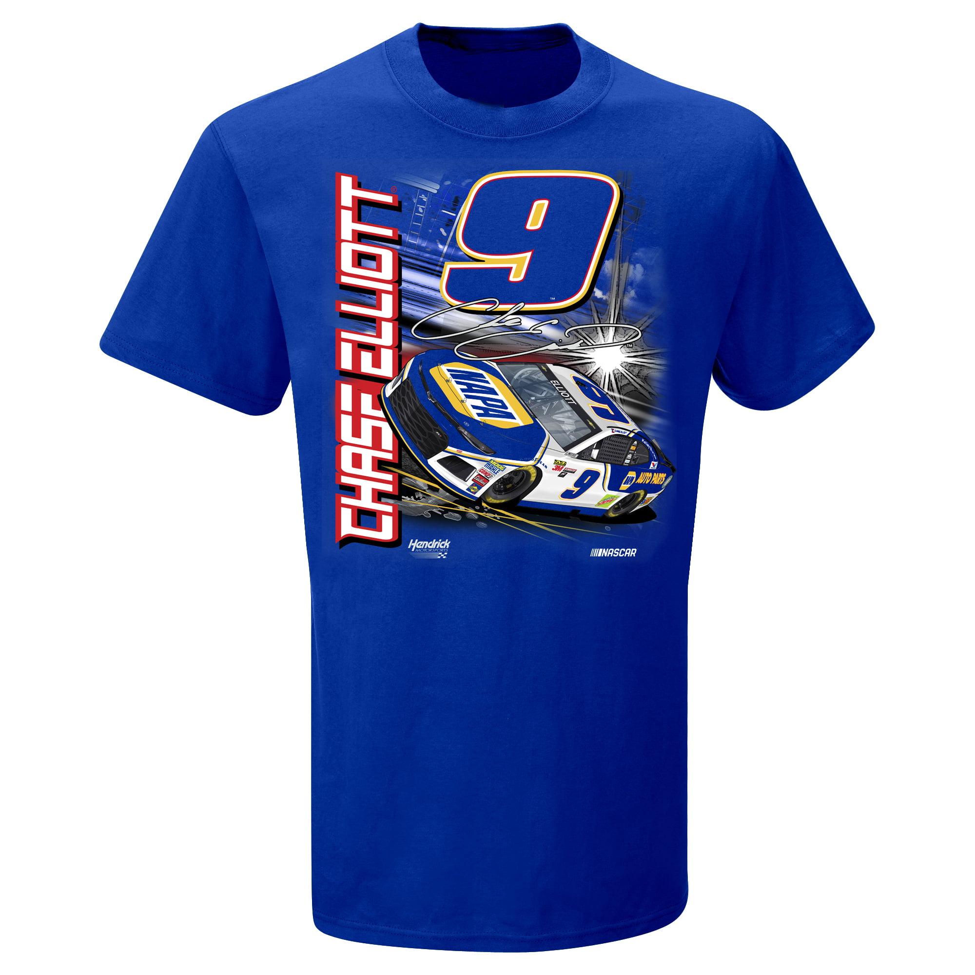 Chase Elliott Youth Power T-Shirt - Royal