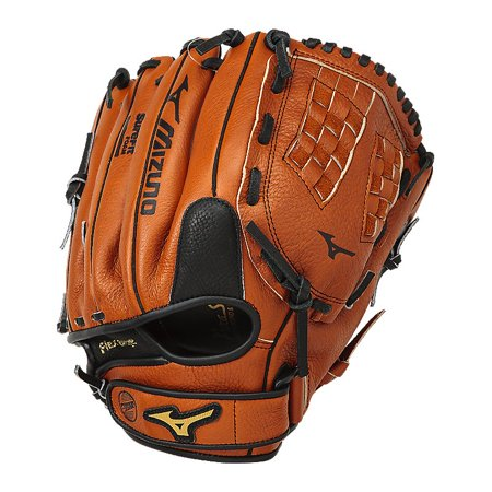 "Mizuno 11.5"" Prospect Series Youth Baseball Glove, Right Hand Throw"