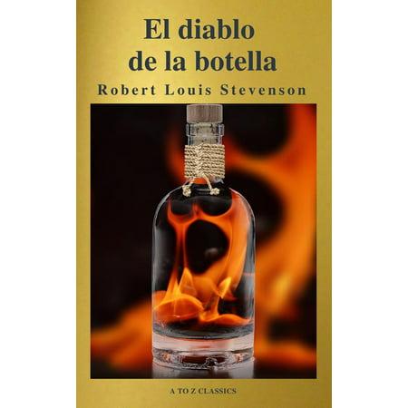 El diablo en la botella (Un clásico de terror) ( AtoZ Classics ) - eBook - Ideas De Terror Para Halloween