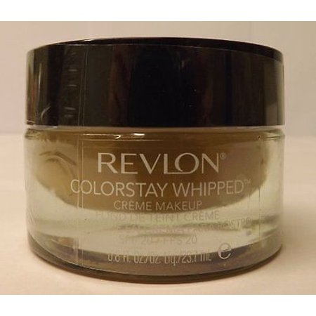REVLON/COLORSTAY FOUNDATION WHIPPED (CARAMEL) 0.8 OZ (23.7 ML ...