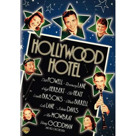 Hollywood Hotel POSTER Movie Mini Promo