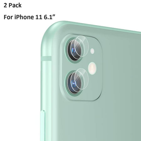 [2 Pack] iPhone 11 (6.1