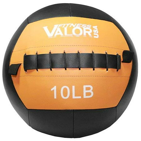 Valor Fitness WB-10 10lb Wall Ball
