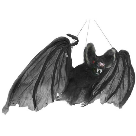 Hanging Flying Bat Halloween Prop - Halloween Bat Pinata