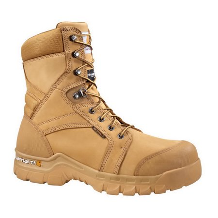Carhartt Mens Boots - Carhartt 8 In Rugged Flex Insulated