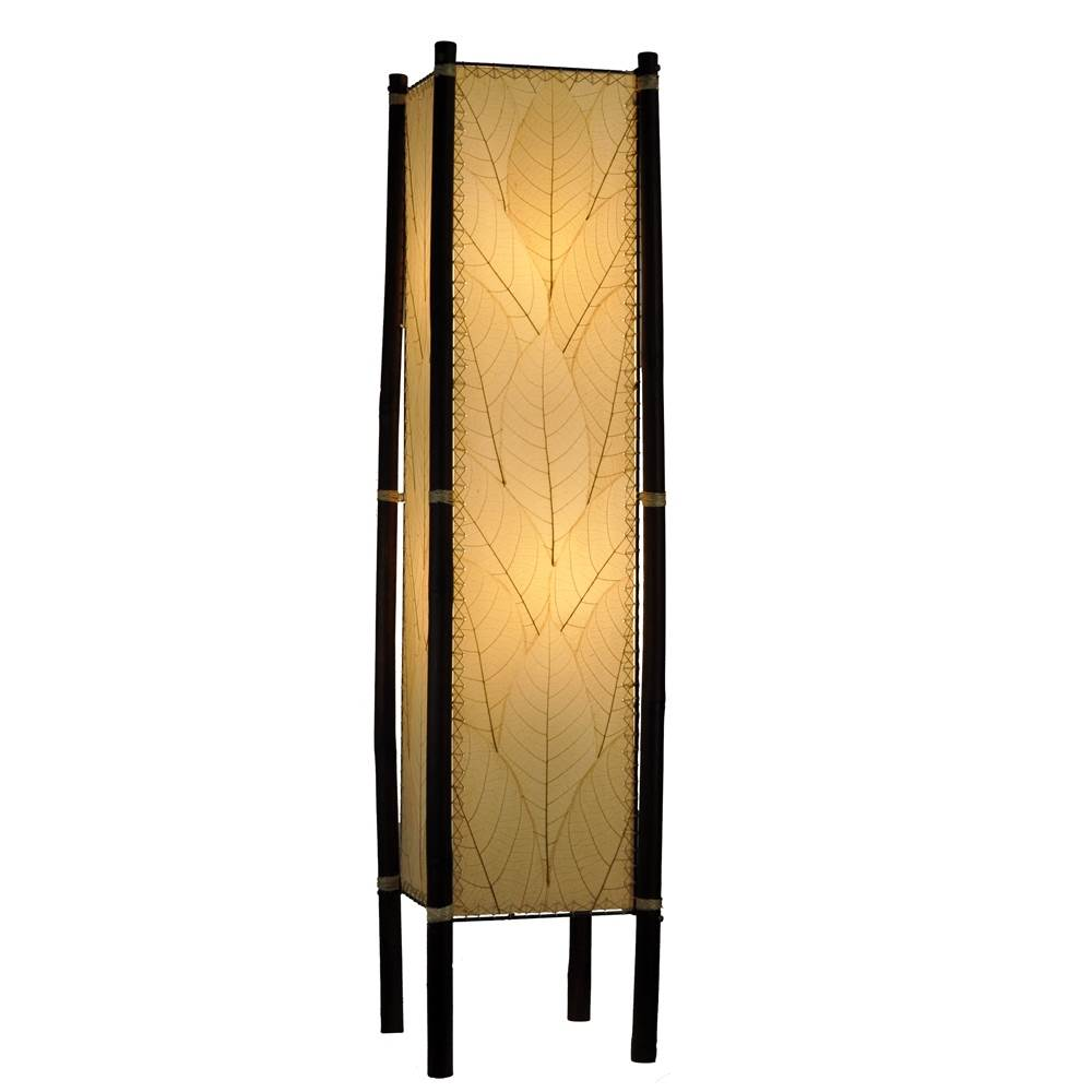 Fortune Large Floor Lamp in Natural