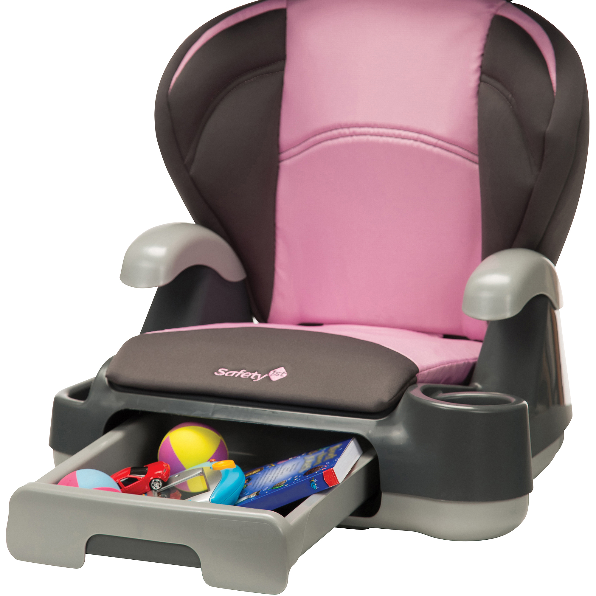 Safety 1st Store 'N Go Belt-Positioning Booster Car Seat, Nora