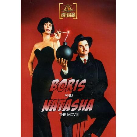 Boris And Natasha (DVD) (2 Limited Collection)