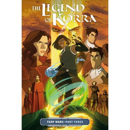 The Legend of Korra: Turf Wars Part Three (The Legend Of Korra Turf Wars Read)