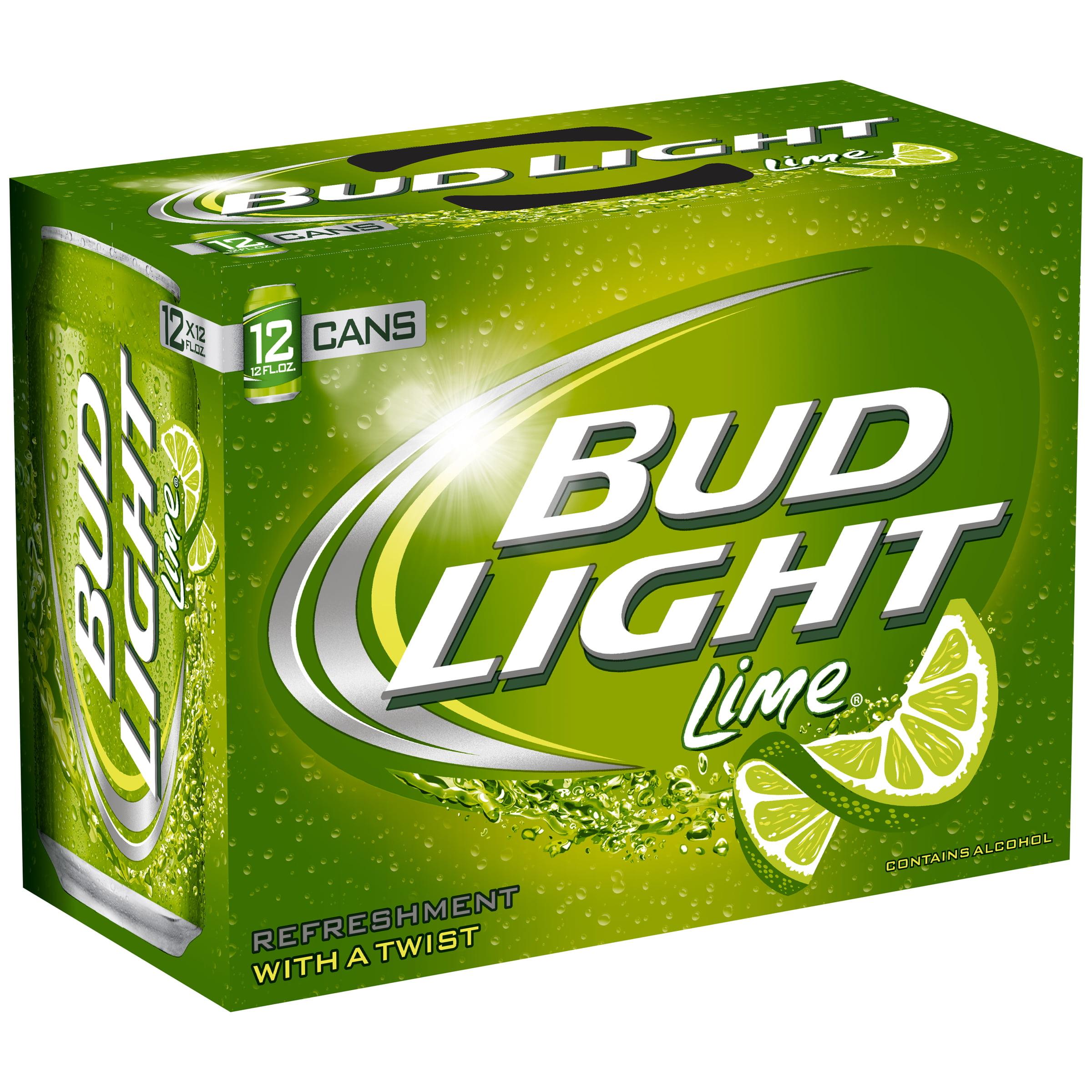 Bud Light Beer 30 12 Fl Oz Cans Walmart Com