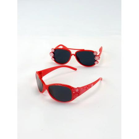 Flower Power Sunglasses | Fits 18