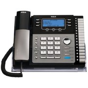 Phone Landline Corded, Rca Visys 4-line Expandable Desk Landline Phone Corded