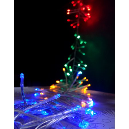 check out f7581 f4795 Fantado 125 Indoor/Dry Outdoor Multicolor RGB LED Mini String Lights, 8.5FT  Clear Cord by PaperLanternStore