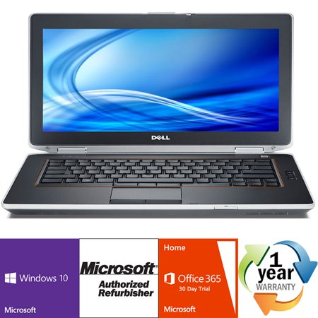 Off Lease REFURBISHED Dell Latitude E6430 i5 2 7GHz 4GB 320GB CMB Windows  10 Pro 64 Laptop