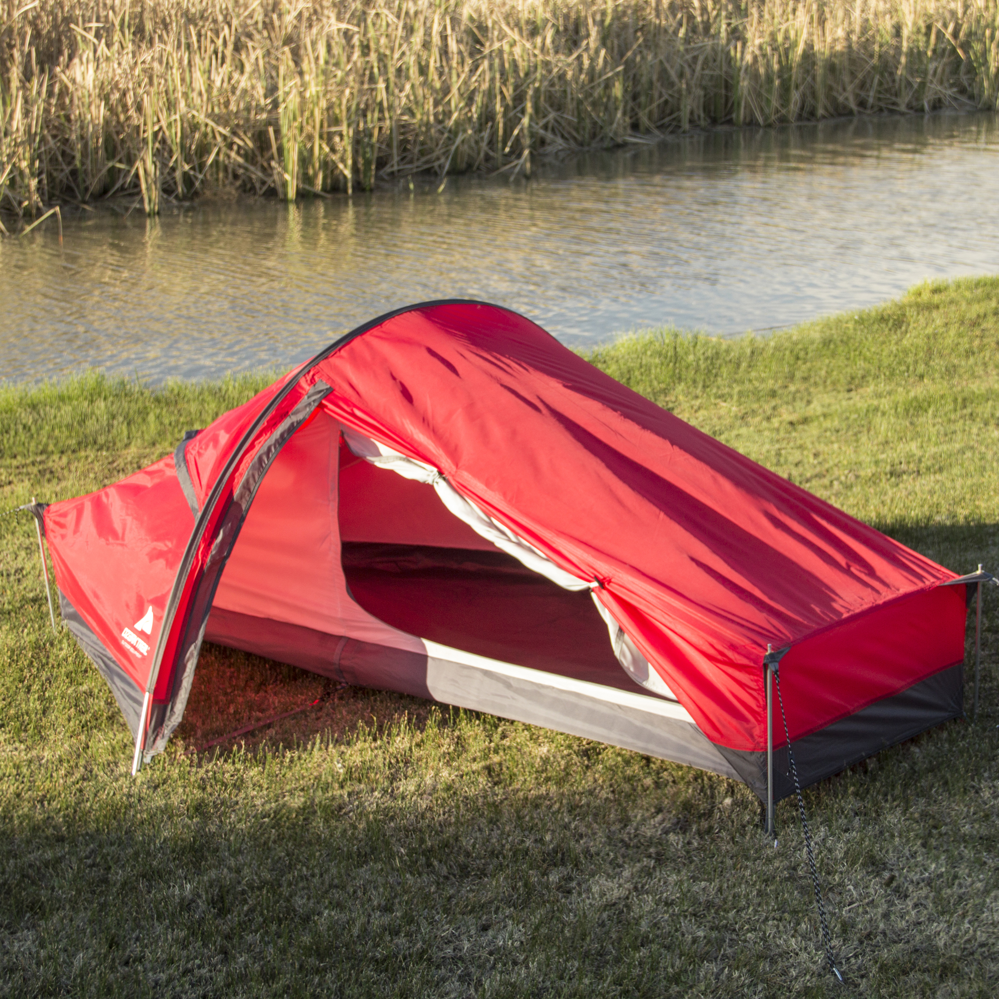 ...  Ozark Trail Backpacking Tent 7u00273   x 3u00276   ... & Ozark Trail Backpacking Tent 7u00273