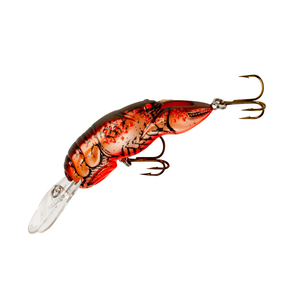 Rebel Big Crawfish 7 16 oz Fishing Lure by Rebel