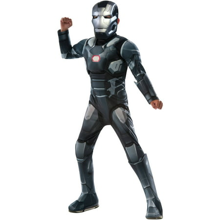 Deluxe M/C War Machine Child Halloween Costume
