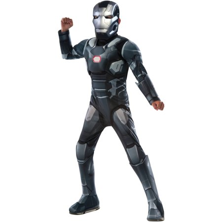 Deluxe M/C War Machine Child Halloween Costume](Ruby Halloween Wars)