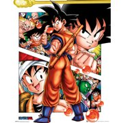 Dragon Ball Collage Laminated Poster (16 x 20)