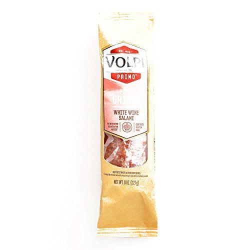 Volpi Pinot Grigio Salami 8 oz each (4 Items Per Order) by