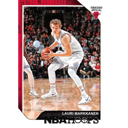 2018-19 Panini Hoops #174 Lauri Markkanen Chicago Bulls Basketball Card](Halloween Ball Chicago 2017)