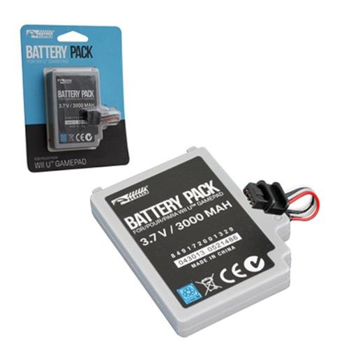 KMD 3000mAh Rechargeable Battery For Nintendo Wii U Pro Controller GamePad