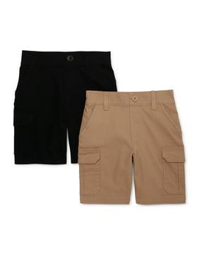 365 from Garanimals Boys 4-10 Cargo Shorts 2-Pack