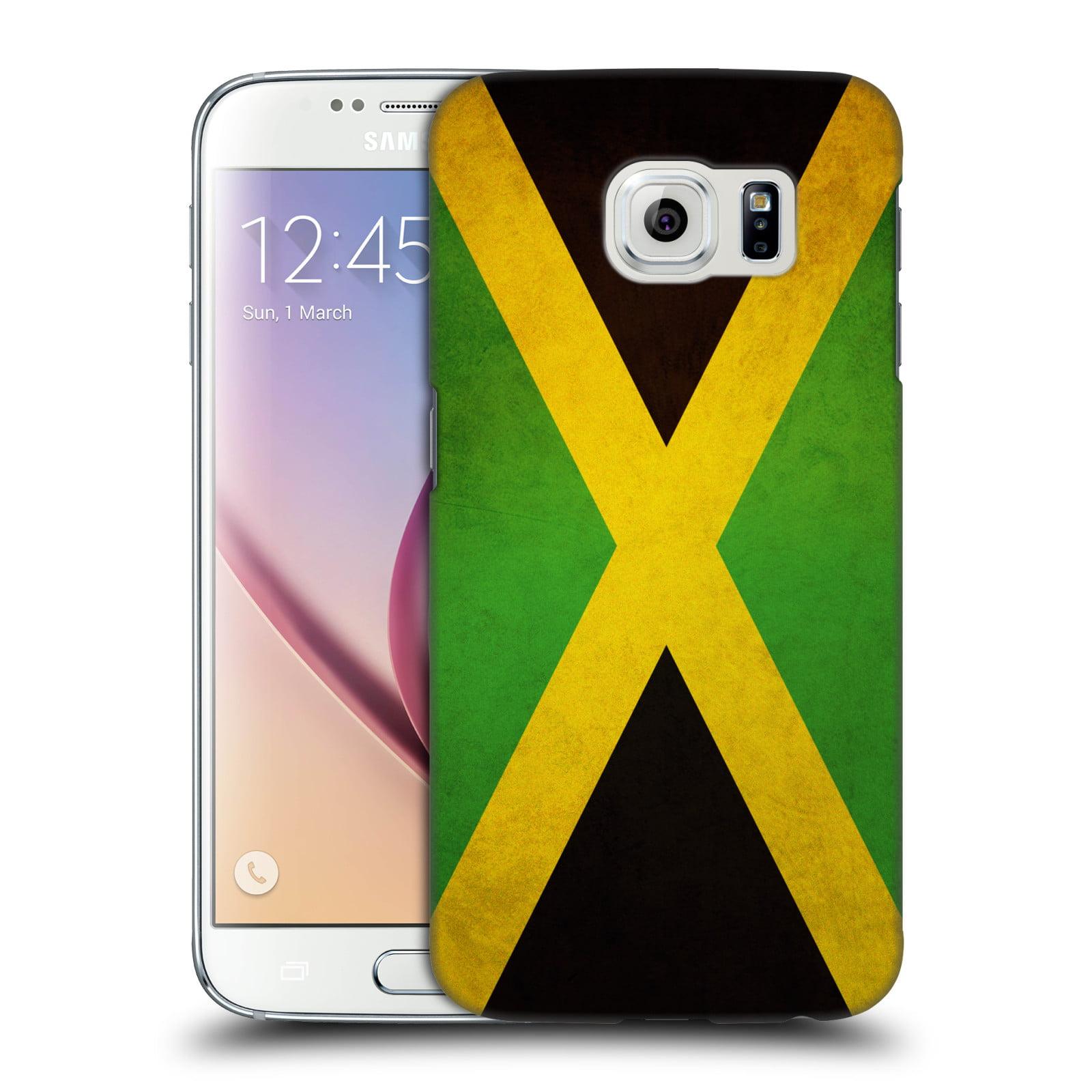 HEAD CASE DESIGNS VINTAGE FLAGS HARD BACK CASE FOR SAMSUNG PHONES 1